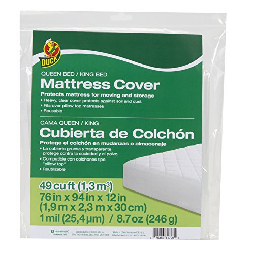 Duck Brand 1140236 Queen Mattress
