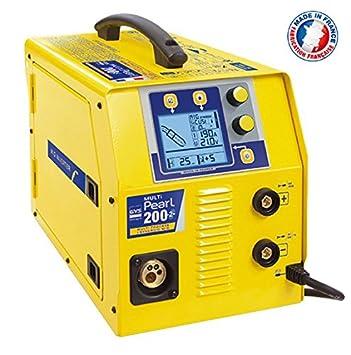 8c99ce9a39a1e3 Abratools – équipement de soudage MIG MAG Multipearl 200.2 + accessoires