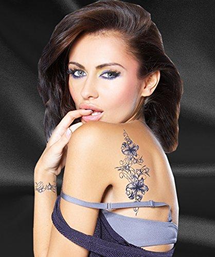 Feminine Temporary Tattoos by TEMPORARY TATTOO FACTORY (Image #2)