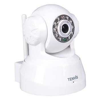 Tenvis jpt3 815 W 720P HD IP cámara de vigilancia Web Cam, visión nocturna de