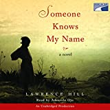 Bargain Audio Book - Someone Knows My Name