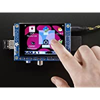 Display Development Tools PiTFT 2.8 TFT 320x240 + Capacitive Touchscreen - Raspberry Pi Model B