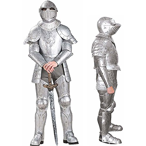 Armor Shining Costumes In Adult Knight (Knight in Shining Armor Adult Costume -)