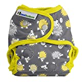 Best Bottom Cloth Diaper Shell-Snap, Hedgehog