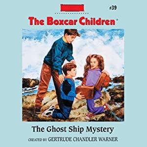 The Ghost Ship Mystery Audiobook