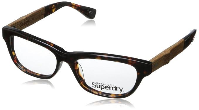 8a1f19930656 Amazon.com  Superdry Hope-102 Rectangular Eyeglasses