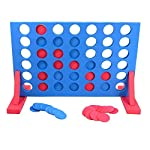 KandyToys Giant Four 4 in A Row Garden Outdoor Game Childrens Kids Adult Family Fun