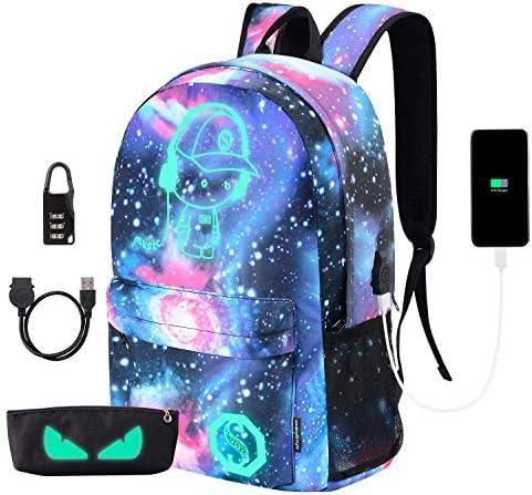 Backpack Luminous Lightweight Fashion Charging product image