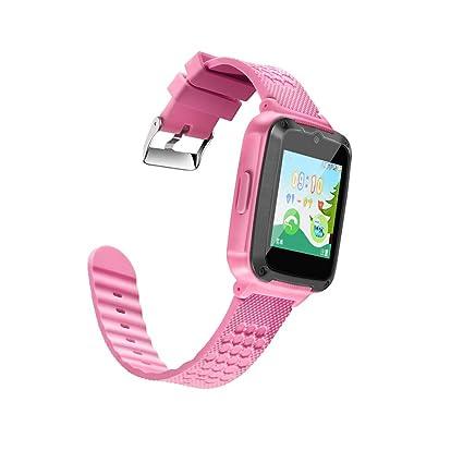 Amazon.com: DanCoTek - Reloj inteligente 2G GSM de dos vías ...