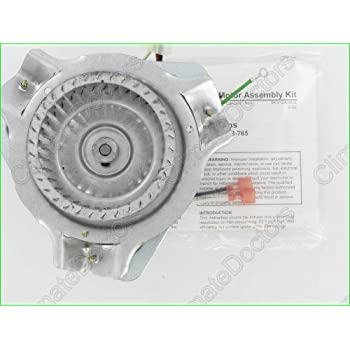 Hc21ze126a bryant furnace draft inducer for Bryant inducer motor replacement