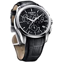 New Watch Tissot Leather Couturier T035.617.16.051.00
