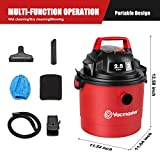 Vacmaster Red Edition VOM205P 1101 Portable Wet Dry