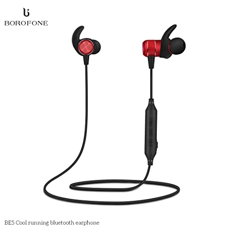 Auriculares Bluetooth, MroTech Auricular Inalámbrico con Micrófono para los deportes / carrera / gimnasia,
