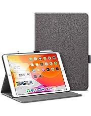 ESR Buchdeckel Hülle Kompatibel mit iPad 10,2 2019 Hülle für iPad 7. Generation - Leichtes Urban Premium Folio Case mit Pencilhalter, Vielseitigem Ansichtsmodus & Auto Schlaf/-Wachfunktion - Twilight