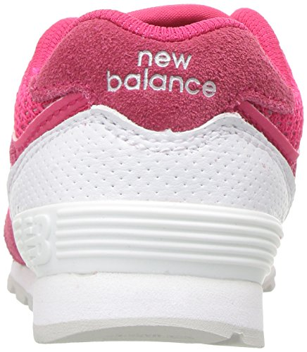 Baskets 574 white 3 Mixte Balance New Pink Bébé a7q44gn