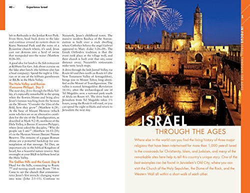 51nnxtGD3JL - Fodor's Essential Israel (Full-color Travel Guide)
