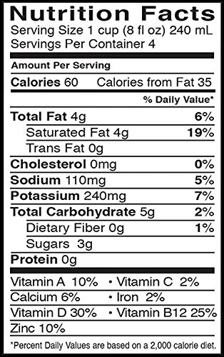 Pacific Foods, Organic Coconut - Original (Pack of 6) by Pacific Foods
