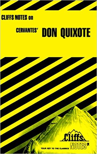 Amazon.com: Don Quixote (Cliffs Notes) (9780822004158): Marianne ...