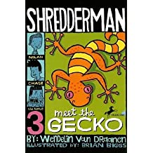 shredderman 3 meet the gecko