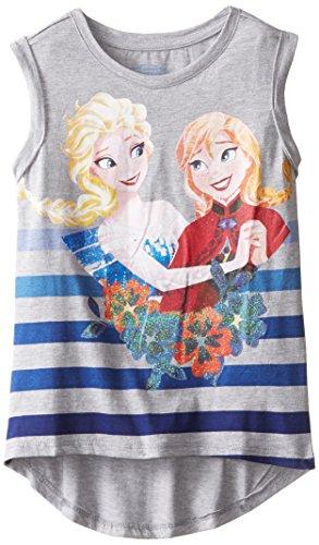 Disney Frozen Jersey Drapey Hi Low