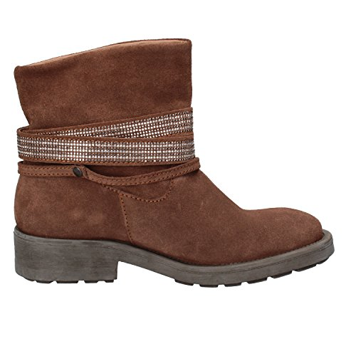 EU US GUESS Brown Boots Women's Ankle Suede 41 11 Fr0Fwq