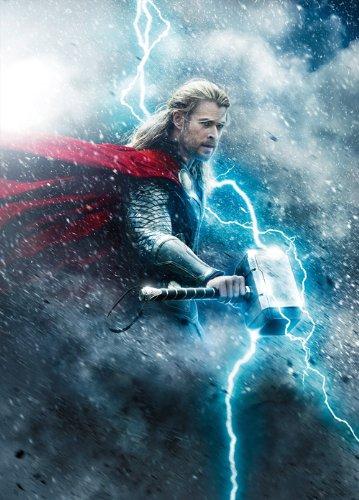 Thor: The Dark World  24X36 Movie Poster  - Chris Hemsworth,