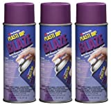 weather seal spray paint - PLASTI DIP SPRY 11OZ PUR by PERFORMIX MfrPartNo 11225-6