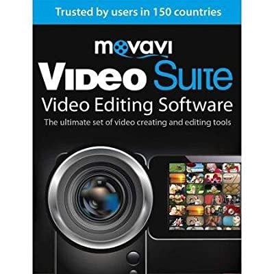 Movavi Software Movavi Video Suite 14 Is A Comprehensive Video Making Program With Everything Yo