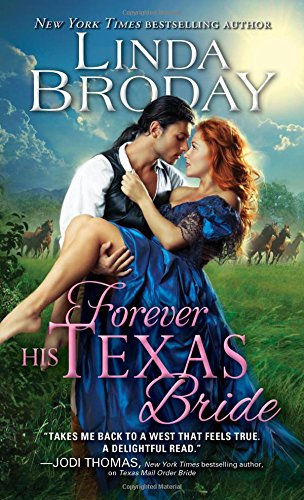 book cover of Forever His Texas Bride