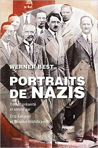 Portrait des nazis: Amazon.es: Best, Werner, Kerjean, Eric, Hildebrandt, Wiebke: Libros en idiomas extranjeros