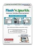Fluidmaster 8300 Flush 'n Sparkle Automatic Toilet