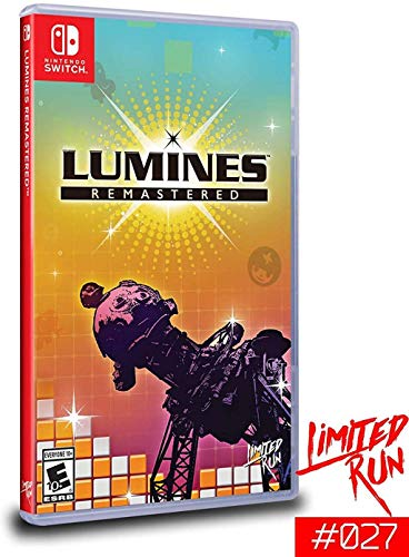 Lumines Remastered (Switch Limited Run #27) 1