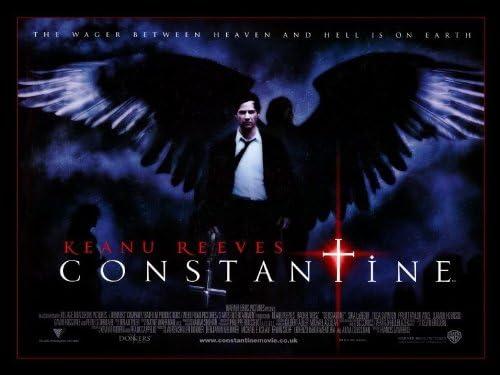 Amazon.com: Póster de película Constantino 30 x 40: Home ...