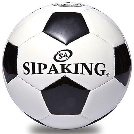 sankexing tradicional balón de fútbol oficial tamaño 5: Amazon.es ...