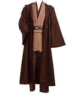 DUHLi Carnaval de Halloween Hombre Adulto Star Wars Anakin ...