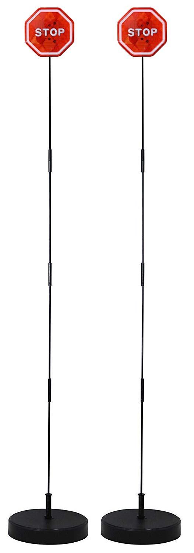 2 Pack Ekarro Garage Parking Assist-Led Flashing Garage Parking Sensor- Perfect Target Indicator with Adjustable height Guide Helper to Park All Vehicles - No hitting walls - Parking Flashlight System
