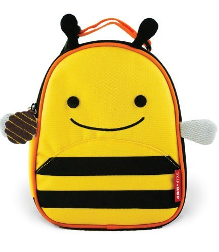 Skip Kinder Zoo Back Pack & Lunchie Tasche Combo – Bumble Bee