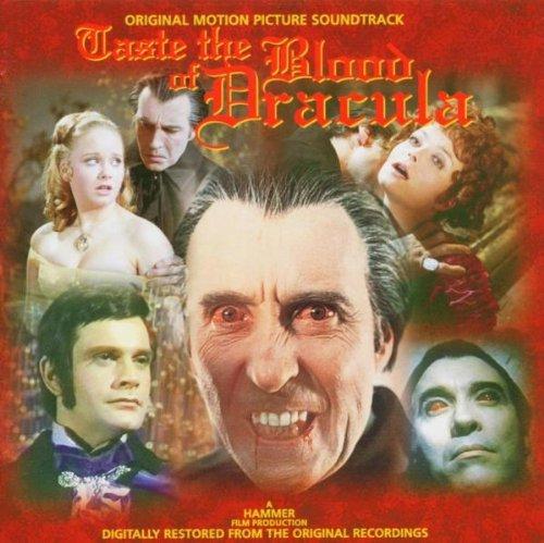 Original album cover of Taste the Blood of Dracula by Original Soundtrack (2004-05-24) by Original Motion Picture Soundtrack