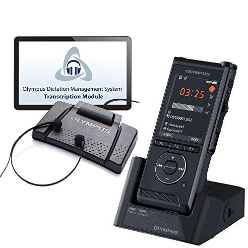 Olympus DS-9500DT Professional Digital Dictation & Transcription Starter Kit (ds9500, -