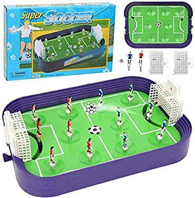 Cherish Niños Juguetes Educativos Dedo Competitivo Mini Soccer ...