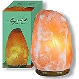 MAGIC SALT LIGHTING FOR YOUR SOUL Lampada di Sale dell Himalaya (4-6 kg.)