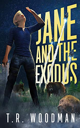 Jane and the Exodus (Stargazer Book 1) by T.R. Woodman