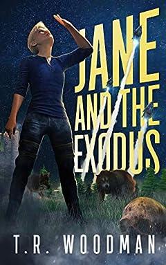 Jane and the Exodus (Stargazer Series Book 1)