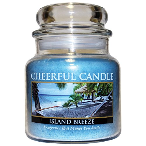 Cheerful Giver Island Breeze 16 Ounce