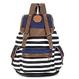 Best Eforstore Teen Girl Backpacks - Eforstore New Unisex Canvas Backpack School Bag Vintage Review