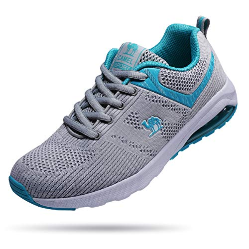 Camel Athletic Shoes for Women Trail Running Breathable Lightweight Sports Shoes for Walking Gym Training by Camel