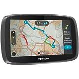 """TomTom GO Live 5100 World LTM - GPS para coches de 5 """", mapas del mundo"""
