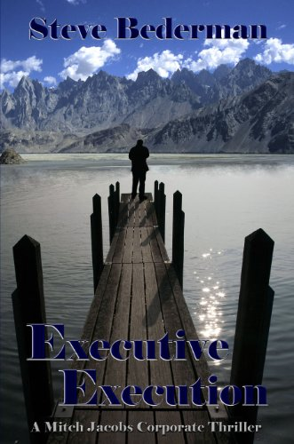 Executive Execution (Mitch Jacobs Book 2) by [Bederman, Steve]