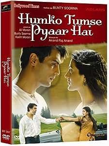 Humko Tumse Pyaar Hai [Francia] [DVD]