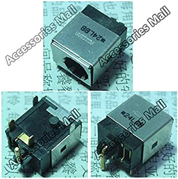 Cable Length: 20 PCS ShineBear 2.5MM New DC Power Jack Connector for ASUS N53 N53J N53SV N53JF UL30 UL30VT UL30a UL30Jt N10 N10J N10E DC Jack